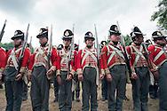 Battle of Waterloo 200th reenactment, Belgium (Saturday 20 June 2015). Allied bivuac. © Rudolf Abraham