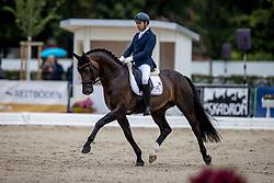 ROCKXDominguez Bernal Manuel, ESP, Escamillo<br /> World Championship Young Horses Verden 2021<br /> © Hippo Foto - Dirk Caremans<br />  28/08/2021