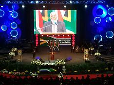 Dr Zola Skweyiya 's funeral - 21 April 2018