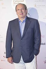 Composer Hans Zimmer In Madrid - 03 July 2018