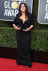 Alicia Vikander at the 75th Annual Golden Globe Awards held at the Beverly Hilton Hotel on January 7, 2018 in Beverly Hills, CA ©Tammie Arroyo-GG18/AFF-USA.com. 07 Jan 2018 Pictured: Pamela Adlon. Photo credit: MEGA TheMegaAgency.com +1 888 505 6342
