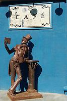 Russie, République d'Oudmourtie, Izhvesk, lieu de naissance de Mikhail Kalashnikov, // Russia, Republic of Udmurtia, Izhevsk, birth of Mikhail Kalashnikov,