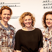 NLD/Amsterdam/20160206 - Premiere balletvorstelling Mata Hari, Postcodeloterij dames