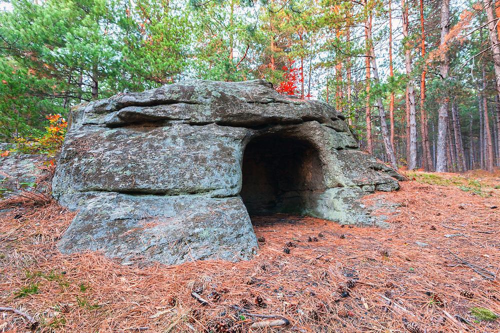 Evdzhika area near Hlyabovo