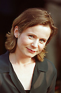 Actress Emily Watson attending the world premiere of her new film The Luzhin Defence at the Dominion cinema, part of the Edinburgh International Film Festival. Watson stars alongside John Turturro in this Marleen Gorris directed film.