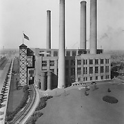 Studebaker plants and production