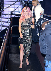 Ashley James during the Celebrity Big Brother Final, held at Elstree Studios in Borehamwood, Hertfordshire.