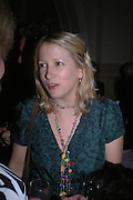 Daisy Garnett. Annabel Freyberg and Andrew Barrow drinks party. The Royal Geographical Society. 5 January 2006. ONE TIME USE ONLY - DO NOT ARCHIVE  © Copyright Photograph by Dafydd Jones 66 Stockwell Park Rd. London SW9 0DA Tel 020 7733 0108 www.dafjones.com