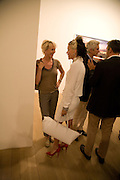 TRUDY STYLER; DAPHNE GUINNESS, Mario Testino: Obsessed by You -  private view<br />
