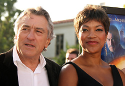 Robert DeNiro and his wife Grace Hightower at the premiere of 'Stardust' in Los Angeles, CA.