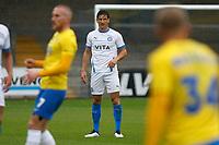 Ash Palmer. Torquay United FC 1-0 Stockport County FC. Vanarama National League. 3.10.20