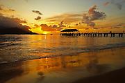 Hanalei Sunset Kauai