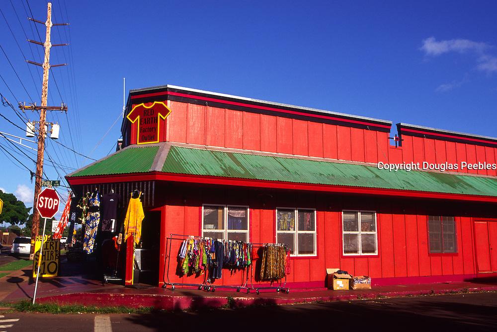 Shop, Waimea, Kauai, Hawaii<br />
