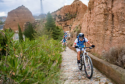 19-09-2018 ESP: BvdGF La Vuelta a Sierra Nevada day 4, Guadix<br /> Fourth day of the mountainbike and cycling challenge from Laroles to Guadix