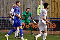Ben Hinchliffe. King's Lynn Town FC 0-4 Stockport County FC. Vanarama National League. The Walks. 27.4.21