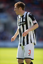 Dunfermline's Lewis Martin. <br /> Dunfermline 5 v 1 Cowdenbeath, Scottish League Cup game played today at East End Park.