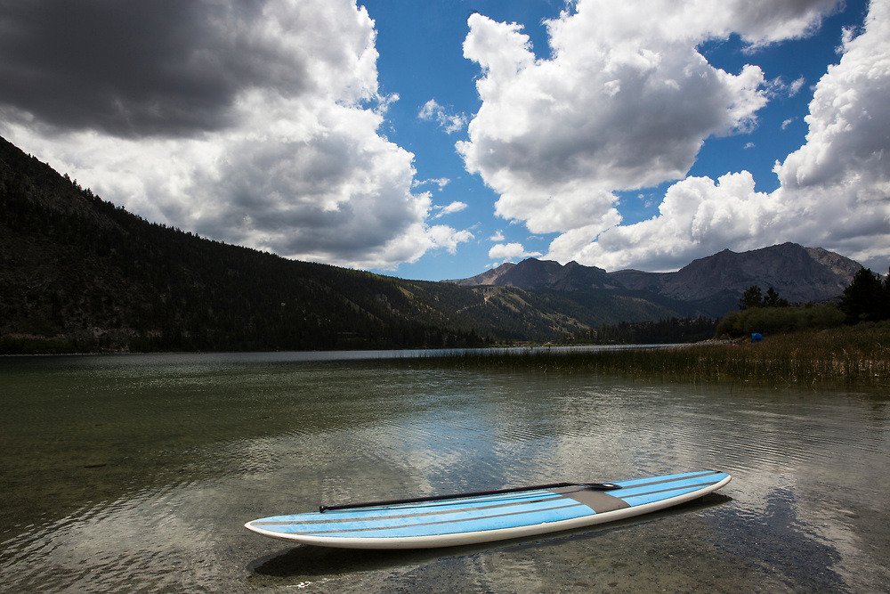 June Lake offers incredible fishing, hiking, paddle boarding and scenic wonders.