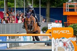 BETTENDORF Charlotte (LUX), Raia d´Helby<br /> Münster - Turnier der Sieger 2019<br /> BRINKHOFF'S NO. 1 -  Preis<br /> CSI4* - Int. Jumping competition  (1.50 m) -<br /> 1. Qualifikation Grosse Tour <br /> Large Tour<br /> 02. August 2019<br /> © www.sportfotos-lafrentz.de/Stefan Lafrentz