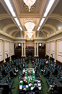 A view of the Legislative Assembly during Question Time.