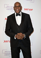 Ainsley Harriott at The Fifth Annual British Takeaway Awards at The Savoy Hotel, London, UK <br /> 27/01/20