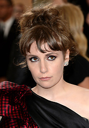 File photo dated 01/05/2017 of star Lena Dunham, who has marked nine months since her hysterectomy with nude photographs of herself, saying she gives thanks for her body.