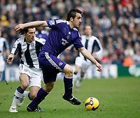 Photo: Steve Bond/Richard Lane Photography. West Bromwich Albion v Newcastle United. Barclays Premiership. 07/02/2009.
