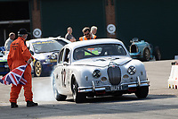 The Classic Car Drive In Weekend Bicester Heritage. Saturday  photo by Chris Wynne