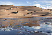 Sand and Stream