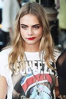 LONDON - June 04: Cara Delevingne at the Glamour Women of the Year Awards 2013 (Photo by Brett D. Cove)