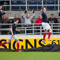 Falkirk 1 v 0 Dunfermline, 16/2/2013.