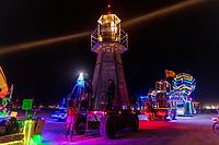 The Burnstream Point Lighthouse