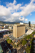 Pan Am Building, Honolulu, Oahu, Hawaii