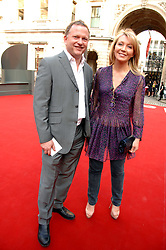 NICK JONES and KIRSTY YOUNG at the Royal Academy of Art Summer Exhibition Preview Party on 4th June 2008.<br /><br />NON EXCLUSIVE - WORLD RIGHTS