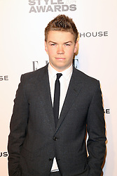 © Licensed to London News Pictures. 18/02/2014, UK. Will Poulter,  ELLE Style Awards, One Embankment, London UK, 18 February 2014. Photo credit : Richard Goldschmidt/Piqtured/LNP