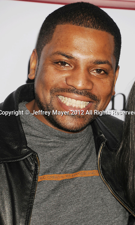 LOS ANGELES, CA - DECEMBER 08: Mekhi Phifer attends Charlie Ebersol's 'Charlieland' Birthday Party And Charity: Water Fundraiser on December 8, 2012 in Los Angeles, California.