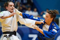 APOTEKAR Klara of Slovenia competes on July 28, 2019 at the IJF World Tour, Zagreb Grand Prix 2019, in Dom Sportova, Zagreb, Croatia. Photo by SPS / Sportida