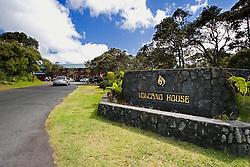 Volcano House, Volcanoes National Park, Kilauea, Big Island, Hawaii