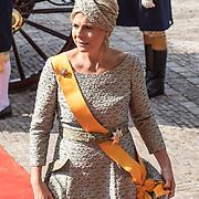 NLD/Den Haag/20170919 - Prinsjesdag 2017, Prinses Laurentien
