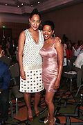 Miami Beach, Florida, NY-June 23: (L-R) Actresses Tracey Ellis Ross and Maiinda Williams attend the 2012 American Black Film Festival Winners Circle Awards Presentation held at the Ritz Carlton Hotel on June 23, 2012 in Miami Beach, Florida. (Photo by Terrence Jennings)