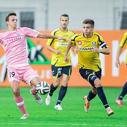 20140927: SLO, Football - Prva liga Telekom Slovenije, NK Celje vs NK Domzale