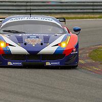 SMP Racing  Ferrari F458 Italia #72 driven by Victor Shaytar / Andrea Bertolini / Aleksey Basov\<br /> WEC 6 Hours of Spa-Francorchamps