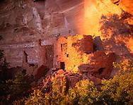 Palatki Ruin, sunset, Sedona, AZ