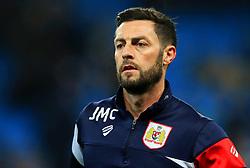 Bristol City assistant coach Jamie McAllister - Mandatory by-line: Matt McNulty/JMP - 09/01/2018 - FOOTBALL - Etihad Stadium - Manchester, England - Manchester City v Bristol City - Carabao Cup Semi-Final First Leg