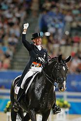 Van Grunsven Anky - IPS Salinero<br /> Olympic Games Hong Kong 2008<br /> Photo © Dirk Caremans - Hippo Foto