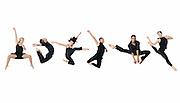 Photoshop composition. Andanza Workshop dancers. (2015)