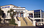 Spa pavilion theatre, Felixstowe, Suffolk, England