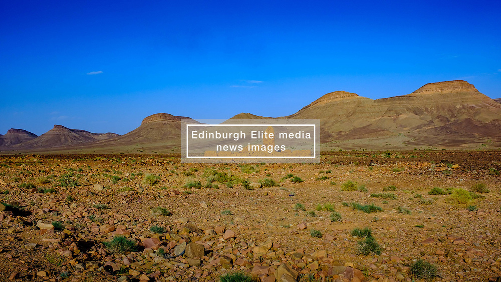 Mountain landscape near Tazzarine, Morocco<br /> <br /> (c) Andrew Wilson   Edinburgh Elite media