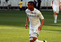Daine Klate in the MTN8 semi-final first leg match between Cape Town City and Bidvest Wits at the Cape Town Stadium on Sunday 27 August 2017.