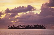 Moutu (island), Moorea, French Polynesia<br />