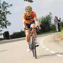02-09-2017: Wielrennen: Boels Ladies Tour: Vaals: Amy Pieters